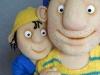 Der dicke Sven und Pit - beste Freunde