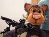 Der Kater und das Fahrrad