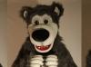 Ganz großer und noch einwenig schüchterner Bär